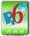 IPv6 Enabled WWW Logo